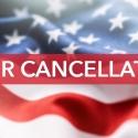 USA Tour Cancellation